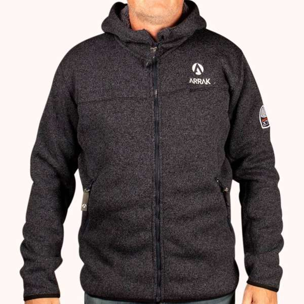 Arrak Outdoor - veste polaire Pilefleece