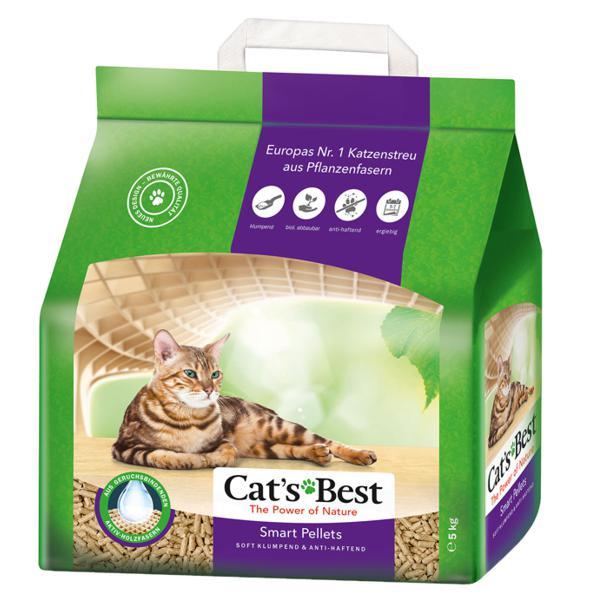 Litière chats Cat's Best