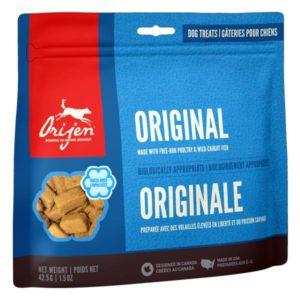 """Orijen, friandises lyophilisées pour chiens """"Original"""""""