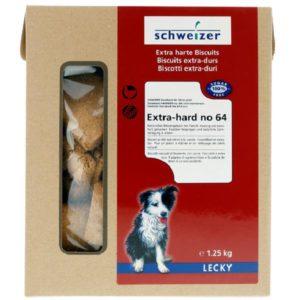 Schweizer, biscuits extra-dur petits chiens